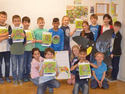 Das Leseraben-Geschichten-Spiel der Stiftung Lesen – 2. Klasse