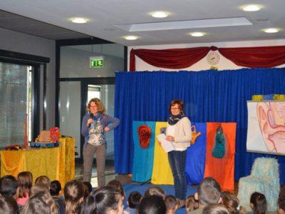 """""""Die wunderbare Ohrenschnecke"""" – Kindertheater zur Gesundheitsförderung"""