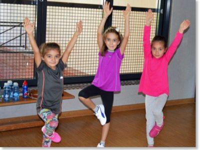 Kinderyoga – 1. und 2. Klasse