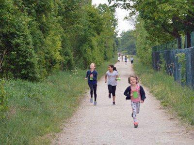 """Spendenlauf """"Kinder laufen für Kinder"""""""
