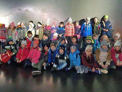 Besuch ESO Supernova Garching, 1. und 2. Klasse