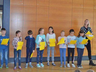 2. Schulversammlung