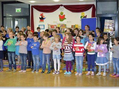 """2. Schulversammlung zur """"Woche der Gesundheit und Nachhaltigkeit"""""""