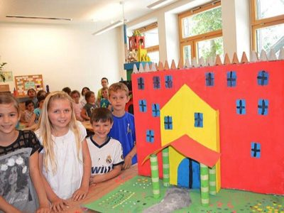 """Projektwoche """"Architektur macht Schule"""""""