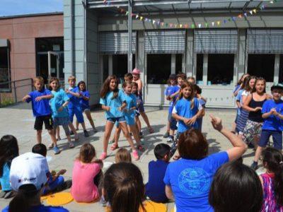 Schulfest der Grundschule Hochbrück