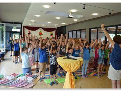 5. Schulversammlung