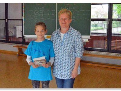 Känguru der Mathematik Preisverleihung 3. und 4. Klasse