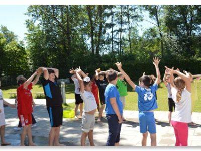 Sportunterricht mal anders – 3. und 4. Klasse