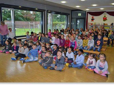 Erste Schulversammlung