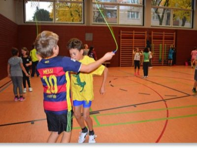 Herzvorsorge, die Schulkindern Spaß macht