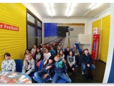 MVG Schulprojekt U-Bahn: 4. Klasse