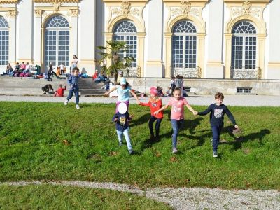 Wandertag zum Schloss Schleißheim