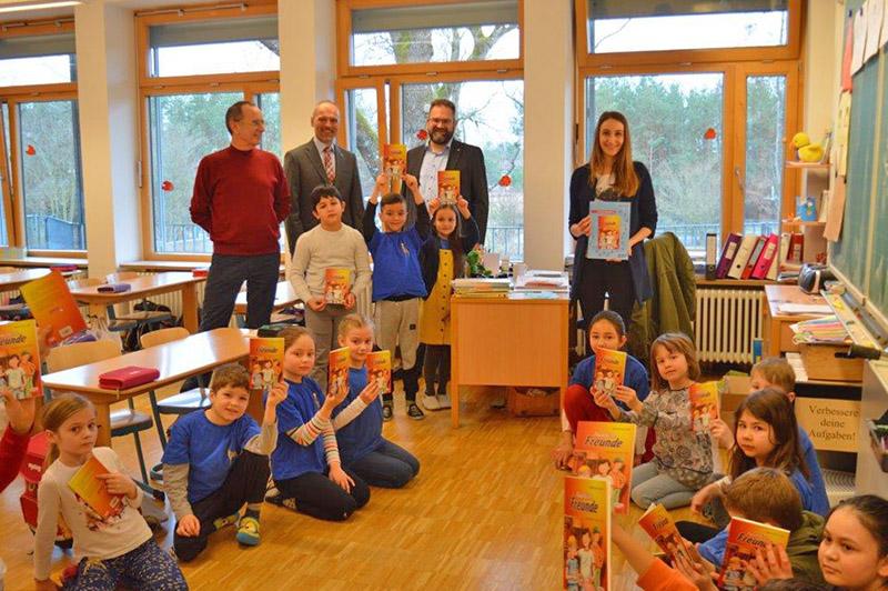 Buchgeschenk Rotary Club