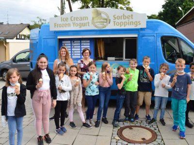 Ice Cream Day der Stadt Garching