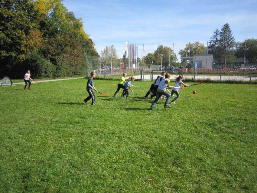 Ballolympiade 4 Klasse