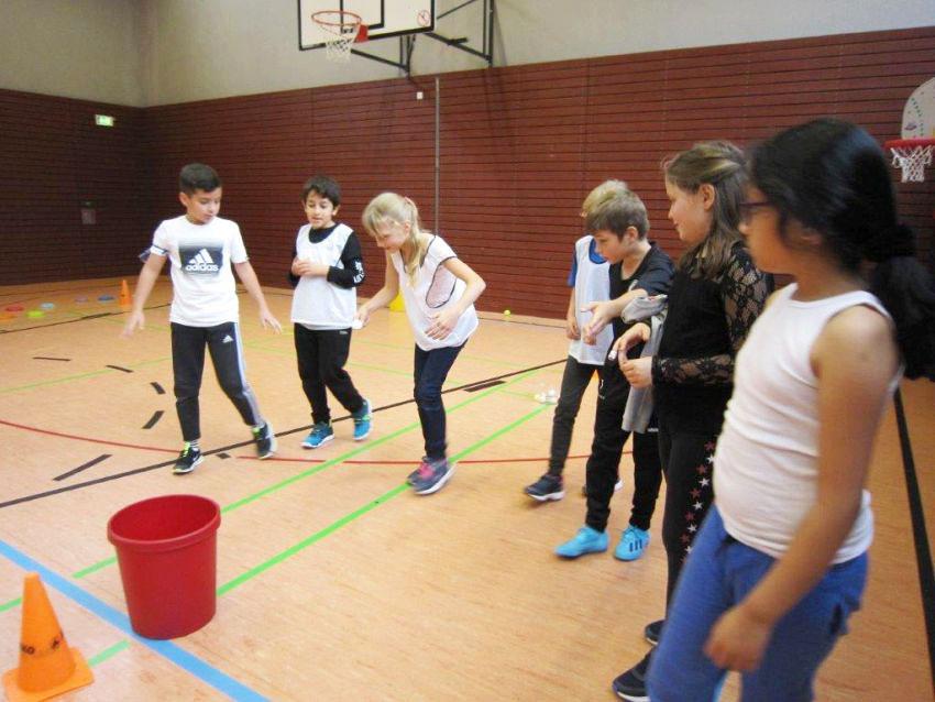 Ballolympiade-Teil-II